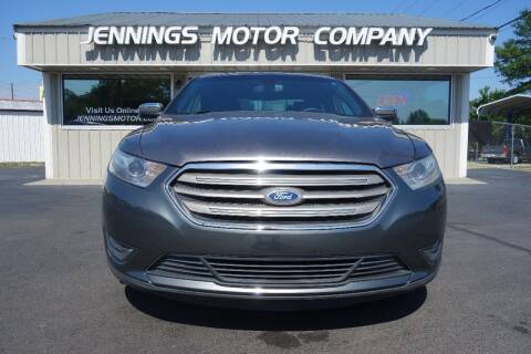 2014 Ford Taurus for sale at Jennings Motor Company in West Columbia SC