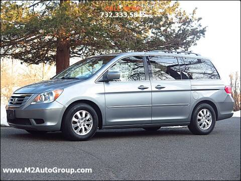 2008 Honda Odyssey for sale at M2 Auto Group Llc. EAST BRUNSWICK in East Brunswick NJ