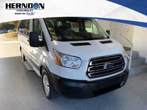 2019 Ford Transit Passenger for sale at Herndon Chevrolet in Lexington SC