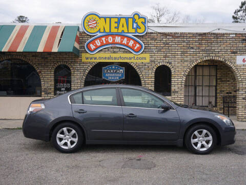 2009 Nissan Altima for sale at Oneal's Automart LLC in Slidell LA