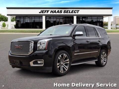 2017 GMC Yukon for sale at JEFF HAAS MAZDA in Houston TX