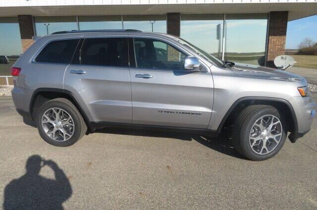 2021 Jeep Grand Cherokee for sale at DAKOTA CHRYSLER CENTER in Wahpeton ND