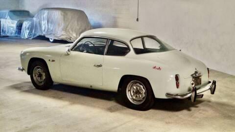 1963 Lancia Appia Sport by Zagato