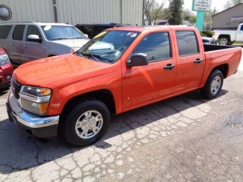 2008 GMC Canyon for sale at De Anda Auto Sales in Storm Lake IA