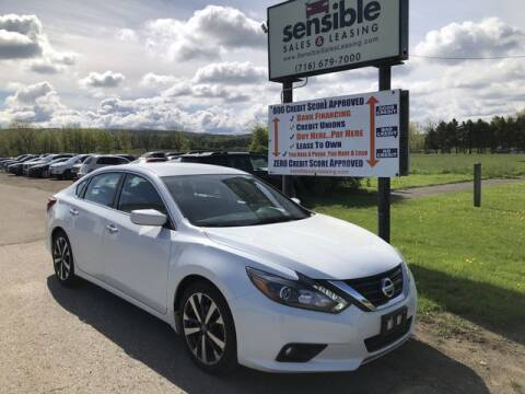 2017 Nissan Altima for sale at Sensible Sales & Leasing in Fredonia NY
