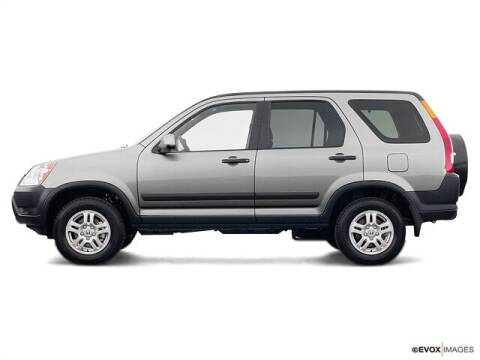 2004 Honda CR-V for sale at CHAPARRAL USED CARS in Piney Flats TN