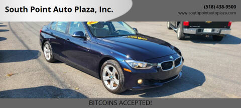 2014 BMW 3 Series for sale at South Point Auto Plaza, Inc. in Albany NY