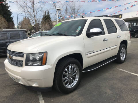 2008 Chevrolet Tahoe for sale at Autos Wholesale in Hayward CA