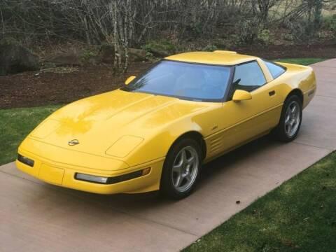 1994 Chevrolet Corvette for sale at Star One Imports in Santa Clara CA