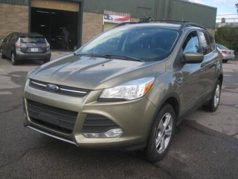2013 Ford Escape for sale at ELITE AUTOMOTIVE in Euclid OH