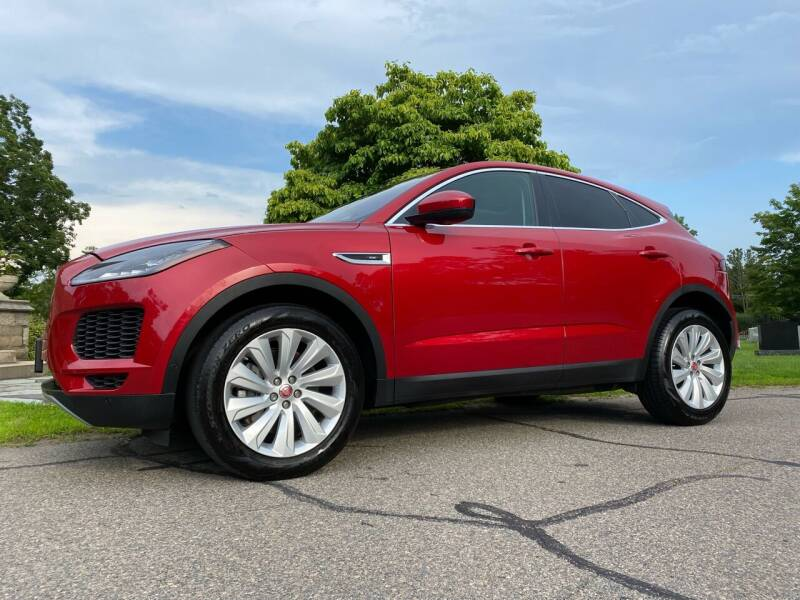 2018 Jaguar E-PACE for sale at Reynolds Auto Sales in Wakefield MA