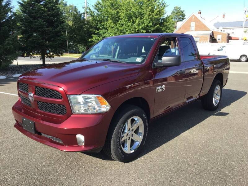 2018 RAM Ram Pickup 1500 for sale at Bromax Auto Sales in South River NJ