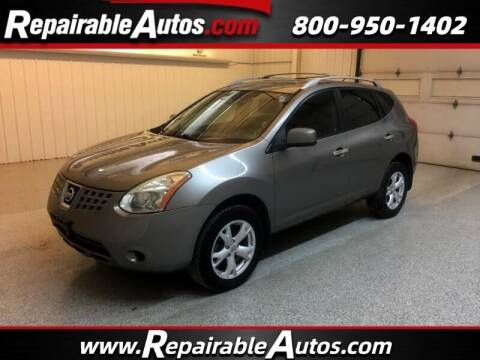 2010 Nissan Rogue for sale at Ken's Auto in Strasburg ND
