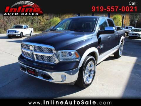 2015 RAM Ram Pickup 1500 for sale at Inline Auto Sales in Fuquay Varina NC