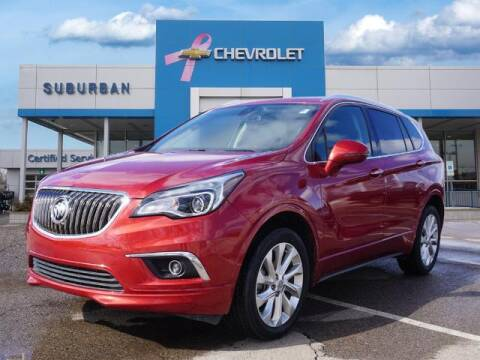 2016 Buick Envision for sale at Suburban Chevrolet of Ann Arbor in Ann Arbor MI
