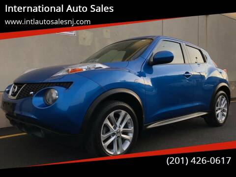2012 Nissan JUKE for sale at International Auto Sales in Hasbrouck Heights NJ