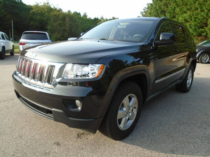 2011 Jeep Grand Cherokee for sale at SAR Enterprises in Raleigh NC