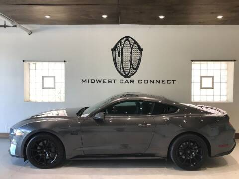 2018 Ford Mustang for sale at Midwest Car Connect in Villa Park IL