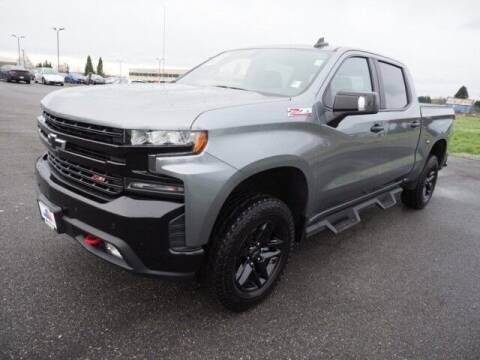 2020 Chevrolet Silverado 1500 for sale at Karmart in Burlington WA