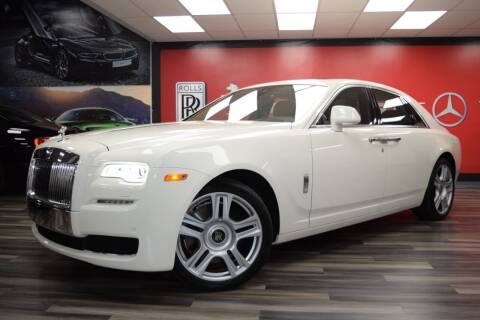 2015 Rolls-Royce Ghost for sale at Icon Exotics in Houston TX