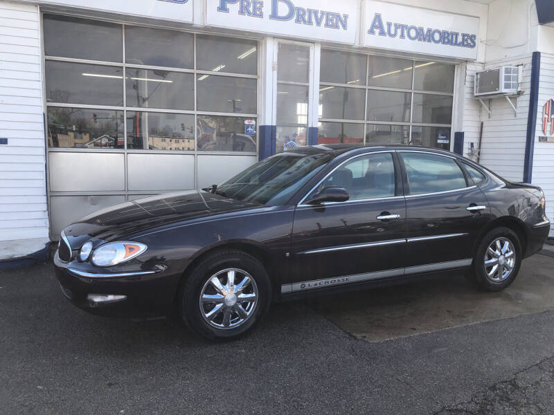 2007 Buick LaCrosse for sale at Jack E. Stewart's Northwest Auto Sales, Inc. in Chicago IL