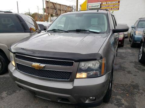 2007 Chevrolet Suburban for sale at Jimmys Auto INC in Washington DC