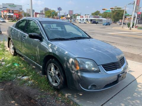 2007 Mitsubishi Galant for sale at Dennis Public Garage in Newark NJ