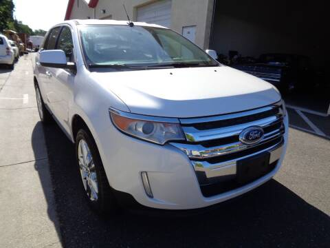 2011 Ford Edge for sale at NorCal Auto Mart in Vacaville CA