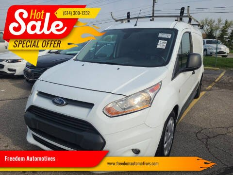 2016 Ford Transit Connect Cargo for sale at Freedom Automotives in Grove City OH