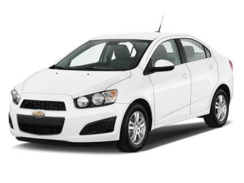 2013 Chevrolet Sonic for sale at USA Auto Inc in Mesa AZ