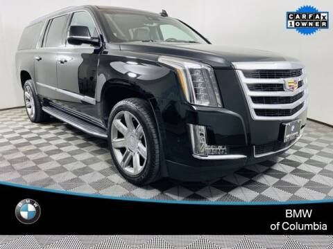 2020 Cadillac Escalade ESV for sale at Preowned of Columbia in Columbia MO