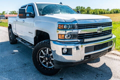 2016 Chevrolet Silverado 2500HD for sale at Fruendly Auto Source in Moscow Mills MO