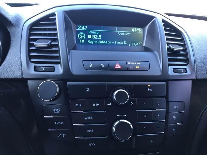 2011 Buick Regal CXL 4dr Sedan w/RL5 - Westampton NJ