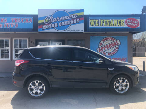 2013 Ford Escape for sale at Claremore Motor Company in Claremore OK