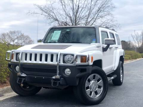 2007 HUMMER H3 for sale at William D Auto Sales in Norcross GA