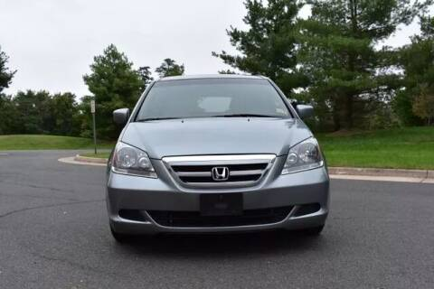 2007 Honda Odyssey for sale at SEIZED LUXURY VEHICLES LLC in Sterling VA