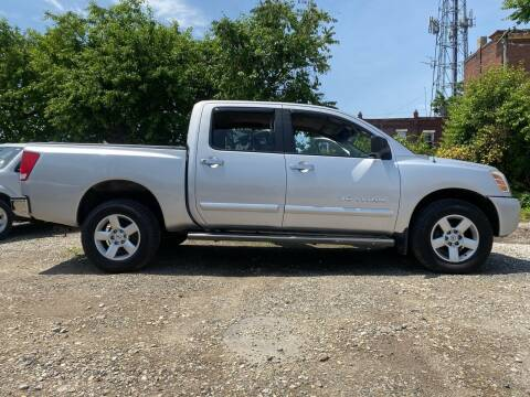 2007 Nissan Titan for sale at Philadelphia Public Auto Auction in Philadelphia PA