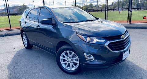 2018 Chevrolet Equinox for sale at Maxima Auto Sales in Malden MA