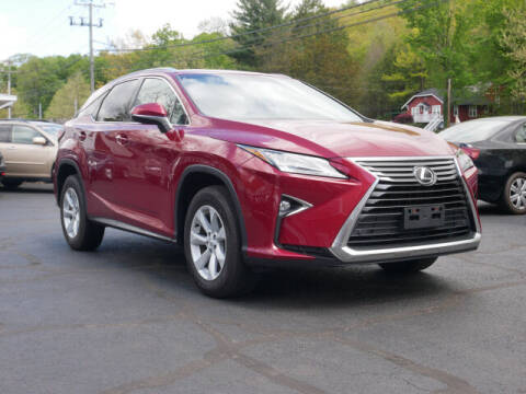 2016 Lexus RX 350 for sale at Canton Auto Exchange in Canton CT