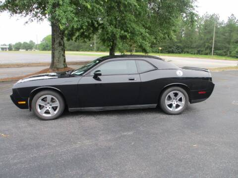 2009 Dodge Challenger for sale at A & P Automotive in Montgomery AL