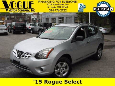 2015 Nissan Rogue Select for sale at Vogue Motor Company Inc in Saint Louis MO