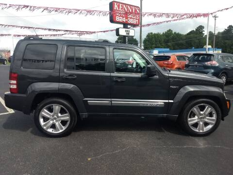 2011 Jeep Liberty for sale at Kenny's Auto Sales Inc. in Lowell NC