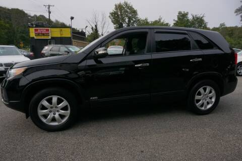 2013 Kia Sorento for sale at Bloom Auto in Ledgewood NJ