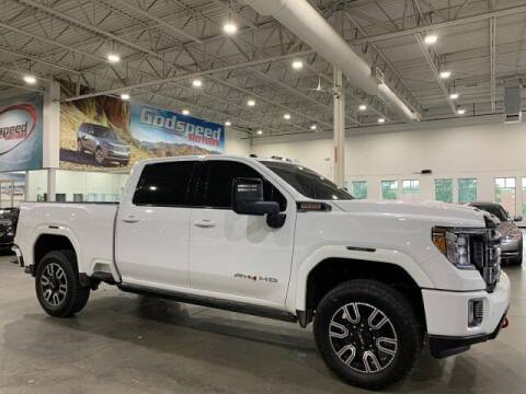2021 GMC Sierra 2500HD for sale at Godspeed Motors in Charlotte NC