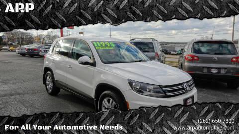 2013 Volkswagen Tiguan for sale at ARP in Waukesha WI