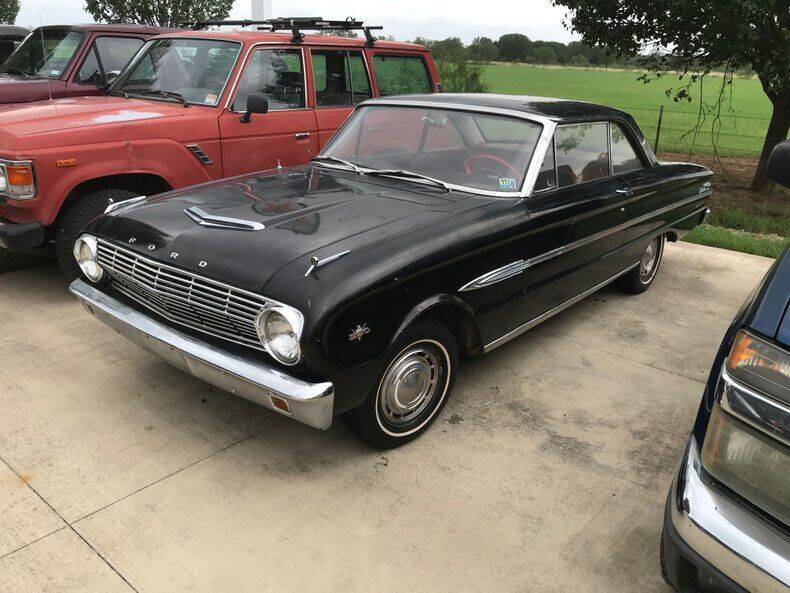 1963 Ford Falcon for sale at STREET DREAMS TEXAS in Fredericksburg TX
