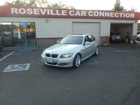 2009 BMW 3 Series for sale at ROSEVILLE CAR CONNECTION in Roseville CA