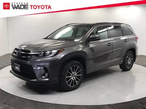 2018 Toyota Highlander for sale at Stephen Wade Pre-Owned Supercenter in Saint George UT