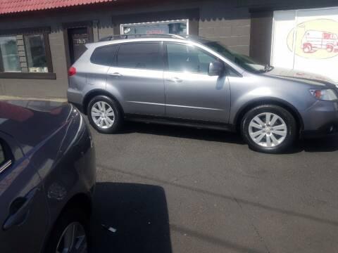 2008 Subaru Tribeca for sale at Bonney Lake Used Cars in Puyallup WA