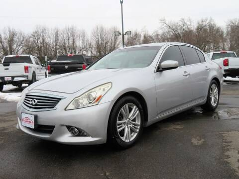 2013 Infiniti G37 Sedan for sale at Low Cost Cars North in Whitehall OH